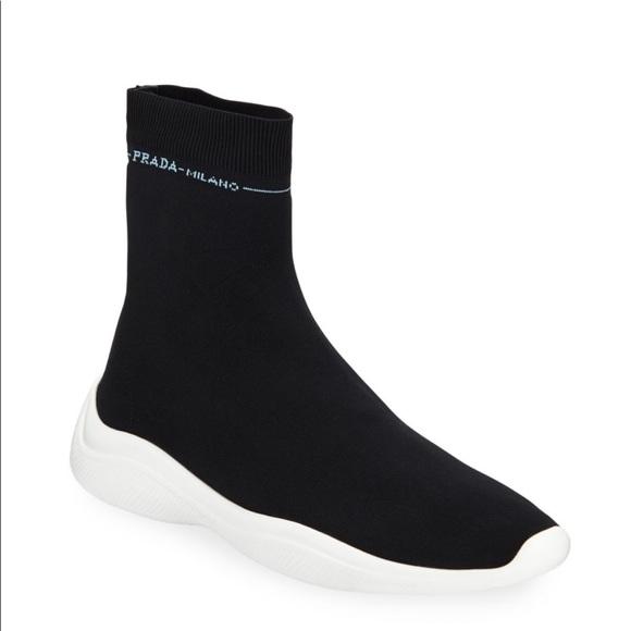 Prada Shoes | Authentic Prada Sock